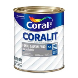 Fundo Galvanizado para Metais 900L CORAL - Casa Costa Tintas