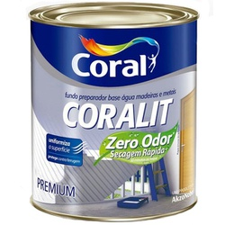 Fundo Preparador Coralit Zero 900ml - Casa Costa Tintas