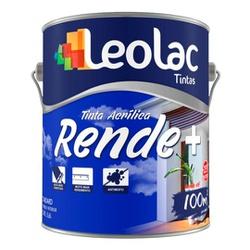 Acrílico Fosco Rende Mais 3,6L Leolac - Casa Costa Tintas