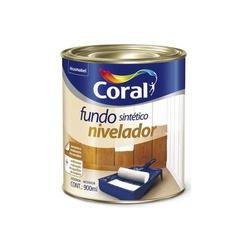 Fundo Sint Nivelador Branco - Coral 900ml - Casa Costa Tintas