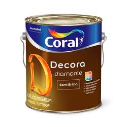Decora Diamante Branco 3,6l Coral - Casa Costa Tintas
