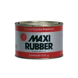 Massa Rápida Premium Maxi Rubber 620g - Casa Costa Tintas