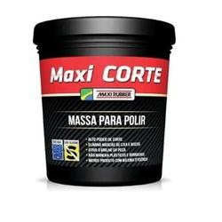 Maxi Corte Polir 2 B.água Maxi Rubber 500gr - Casa Costa Tintas