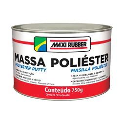 MASSA POLIÉSTER 750GR - Casa Costa Tintas