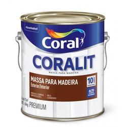 Massa P/madeira Coral 6kg - Casa Costa Tintas