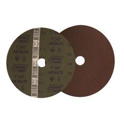 Disco de Lixa Ferro 4 1/2¨Grão 120 Norton - Casa Costa Tintas