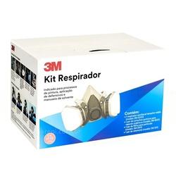 Kit Filtros Para Respirador 6200 REF 6000/04 3M - Casa Costa Tintas