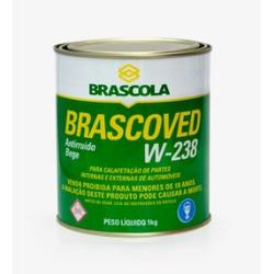 Bege W238 Vedação 1kg Brascoved - Casa Costa Tintas