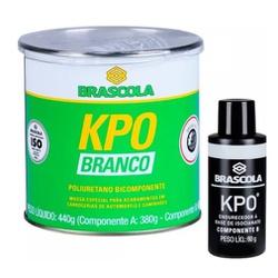 Brascoved KPO Vedação C/CAT Branco 380gr Brascola ... - Casa Costa Tintas
