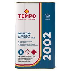 Redutor 2002 Acabamento 5L Tempo - Casa Costa Tintas