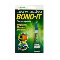 Bond It Tubo 2gr Brascola - Casa Costa Tintas