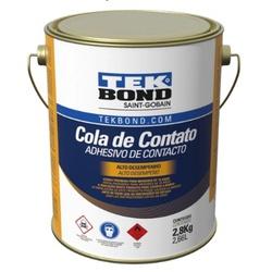 Cola de Contato 2,8KG Tekbond - Casa Costa Tintas