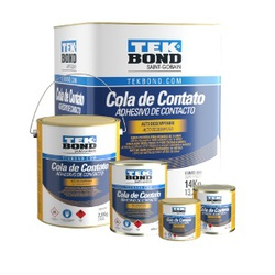 Cola de Contato Tekbond - Casa Costa Tintas
