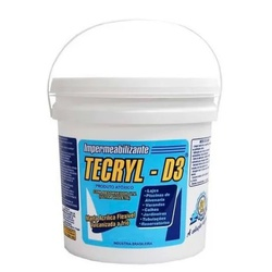 Tecryl D3 Branco 12KG Tecryl - Casa Costa Tintas