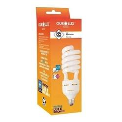 Lampada Spiralux 85V 127V OUROLUX - Casa Costa Tintas