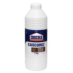 Cascola Cascorez Cola Taco 1 KG - Casa Costa Tintas