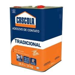 Cascola Tradicional Sem Toluol 14 KG - Casa Costa Tintas