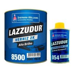 Verniz 8500 Bi-comp. C/cat.054 Kit 900 ml Lazzuril - Casa Costa Tintas