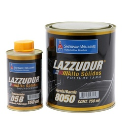 Verniz 8050 Pu C/cat Lazzuril Kit 900ml - Casa Costa Tintas