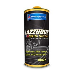 Endurecedor 067 P/esm. Pu E Verniz 450 ml Lazzuril - Casa Costa Tintas