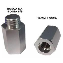 Adaptador De Ferro P/boina 14mm Lazzuril - Casa Costa Tintas