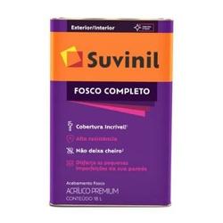 Tinta Acrilica Premium Fosco Completo 18 L Suvinil - Casa Costa Tintas