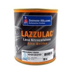 Aluminio Para Rodas 900 ml Lazzulac - Casa Costa Tintas
