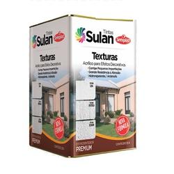 Branco Textura Rustica 25kg Sulan - Casa Costa Tintas