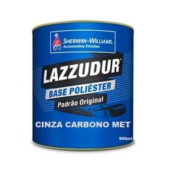 Cinza Carbono Met 900ml Lazzudur - Casa Costa Tintas