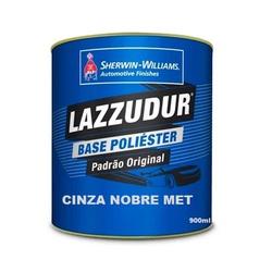 Cinza Nobre Met 900ml Lazzudur - Casa Costa Tintas