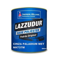 Cinza Paladium Met Nh737m 900 ml Lazzudurl - Casa Costa Tintas