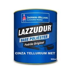Cinza Tellerium Met 301b 900ml Lazzudur - Casa Costa Tintas