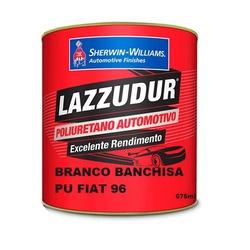 Branco Banchisa PU Fiat 675ml Lazzudur - Casa Costa Tintas