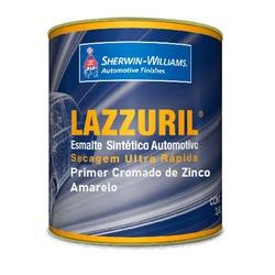 Primer Cromado De Zinco Amarelo 3,6 l Lazzuril - Casa Costa Tintas