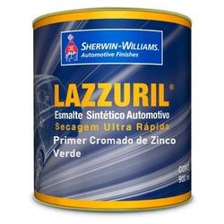 Primer Cromado De Zinco Verde 900 ml Lazzuril - Casa Costa Tintas