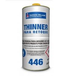 Thinner P/retoque 446 900 ml Lazzuril - Casa Costa Tintas