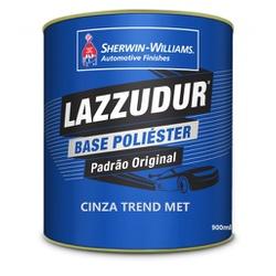 Cinza Trend Met 900 ml Lazzudur - Casa Costa Tintas