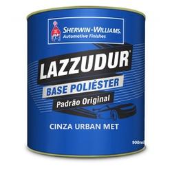 Cinza Urban Met 900 ml Lazzudur - Casa Costa Tintas