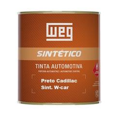 PRETO CADILLAC SINT. W-CAR WEG 900ML - Casa Costa Tintas