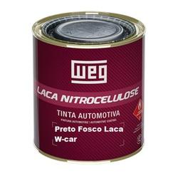 Preto Fosco Laca W-car Weg 900ml - Casa Costa Tintas