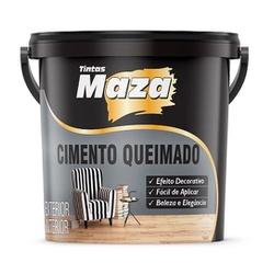CIMENTO QUEIMADO MAZA BALDE 25KG - Casa Costa Tintas