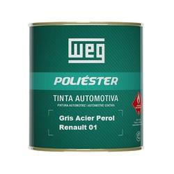 Gris Acier Perol Renault 01 Poliester W-car 900 ml - Casa Costa Tintas