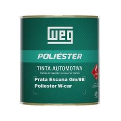 Prata Escuna Gm/98 Poliester W-car 900ml Weg - Casa Costa Tintas
