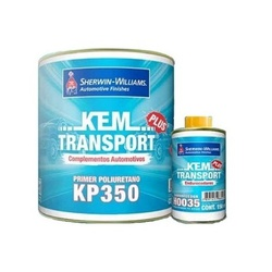 Kit Primer Kp350 Comp. A+b Lazzuril 900ml - Casa Costa Tintas