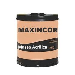 Massa Acrílica BC 21KG Maxincor - Casa Costa Tintas