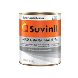 Massa para Madeira Suvinil 1,3kg - Casa Costa Tintas