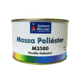 MASSA POLIESTER 3500 LAZZURIL 750GR - Casa Costa Tintas