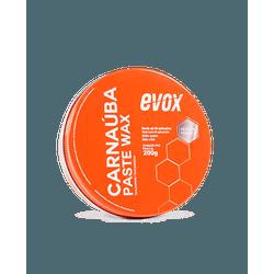 Cera Pasta Carnaúba Paste Wax 200 grs Evox - Casa Costa Tintas