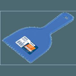 Espátula Plástica Dentada 10cm Referência 2161 Tig... - Casa Costa Tintas