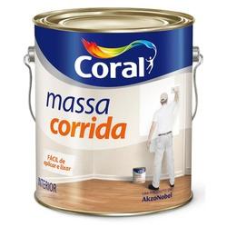 Massa Corrida Coral 6kg - Casa Costa Tintas